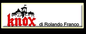 logo serramenti KNOX