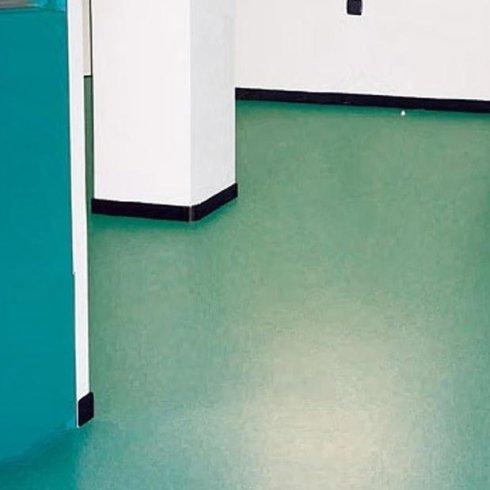 Pavimenti in linoleum per aziende