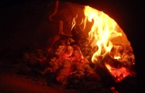 forno a legna