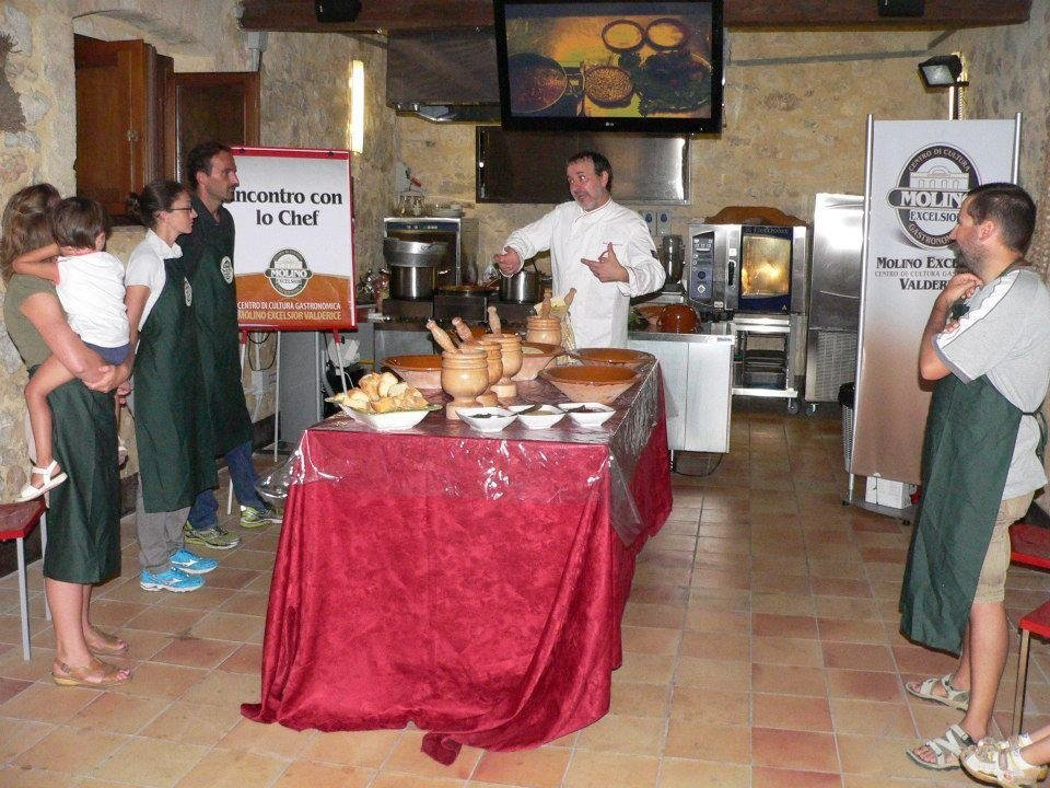 COOKERY SCHOOL with Chef Francesco Pinello
