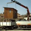Trasporto attrezzature edili
