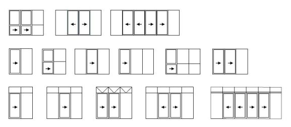 architectural door options