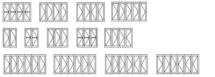 bifold configuration