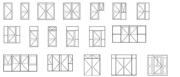 series 50 configurations