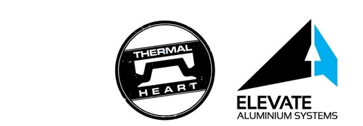 thermalheart elevate logos