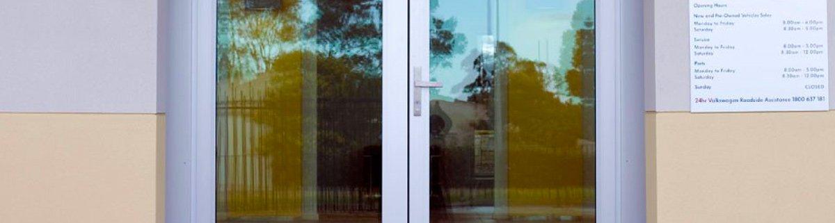 thermalheart glass doors