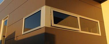 architectural window
