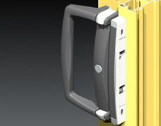 series 541 lock