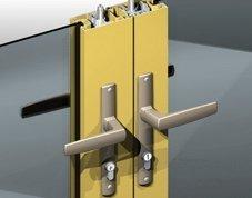series 411 lock