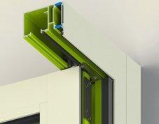 series 831 adjustable hinge