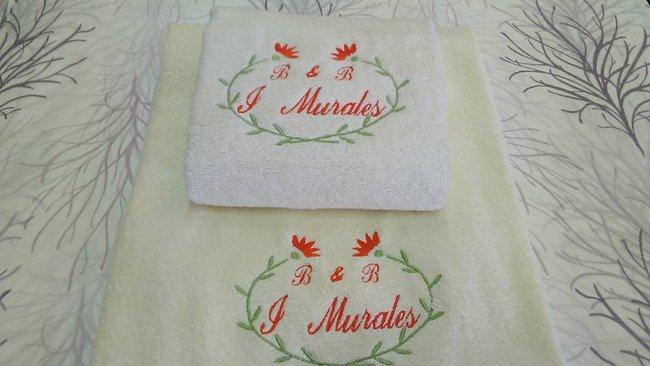 personalizzazione asciugamani