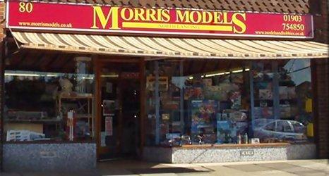 Morris Models store