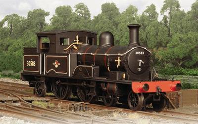 a dummy train