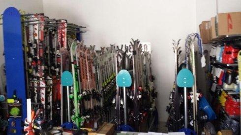 noleggio sci e scarponi