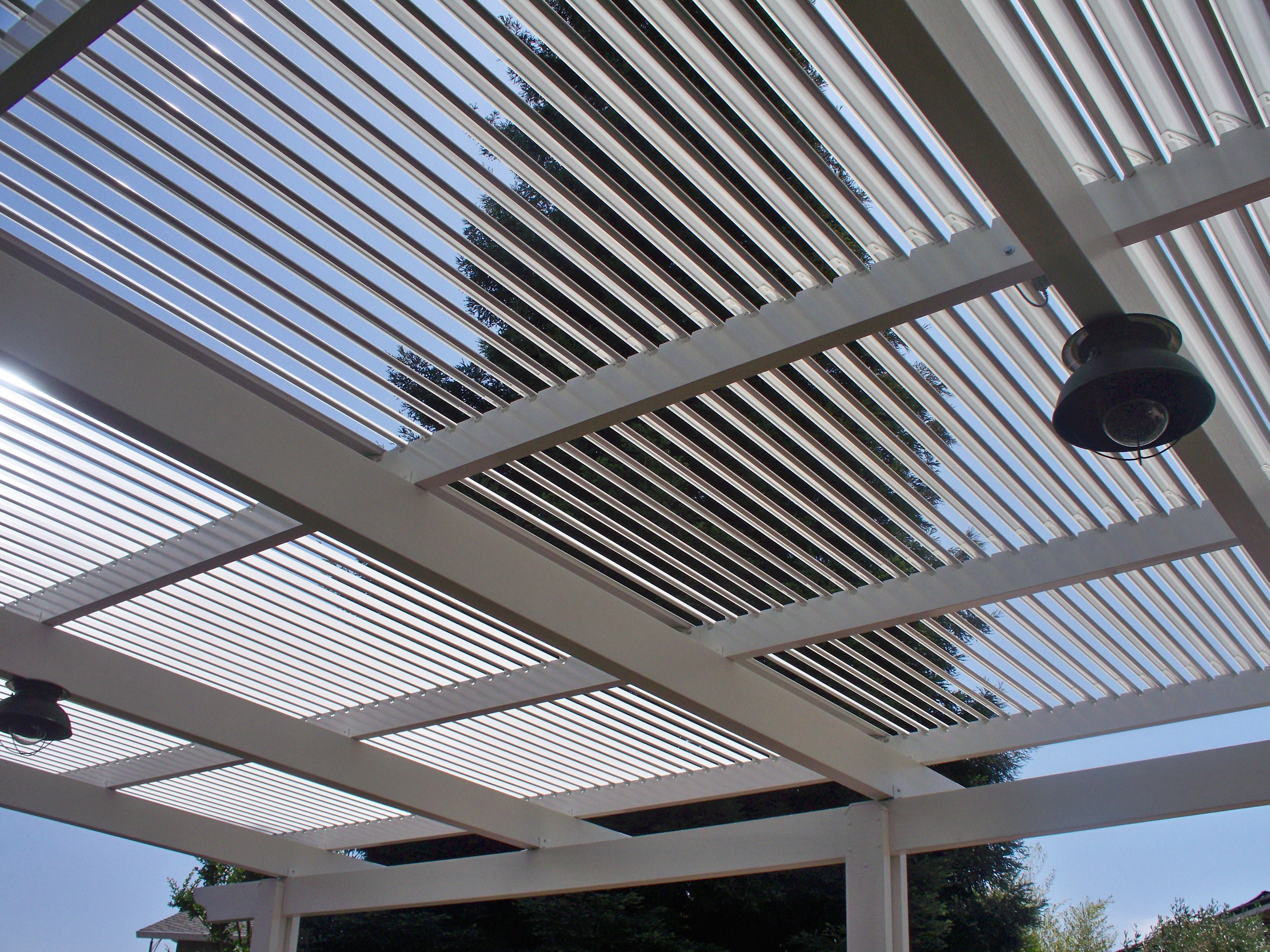 Porch Covers & Solid Patio Covers