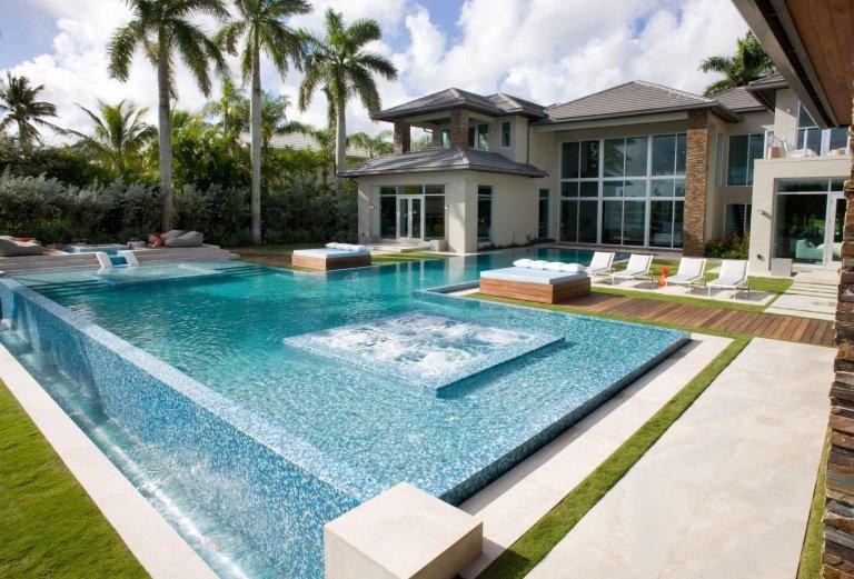TREND mosaio piscina