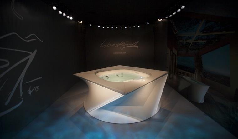 JACUZZI flow exhibition