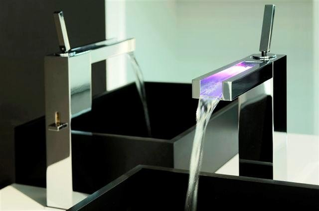 Gessi Rettangolo colour collection