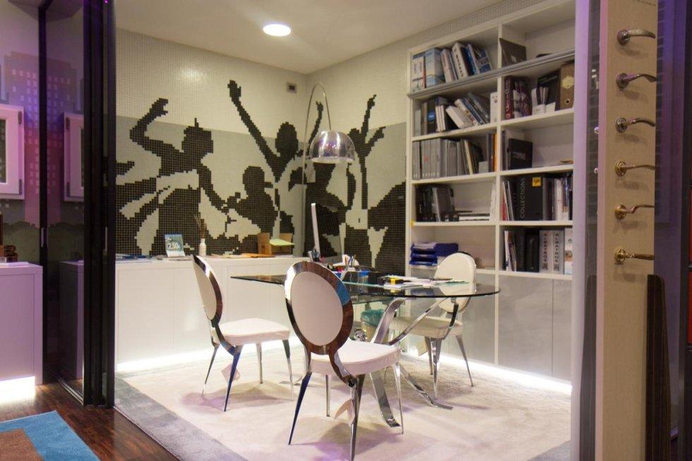 giusida roma showroom