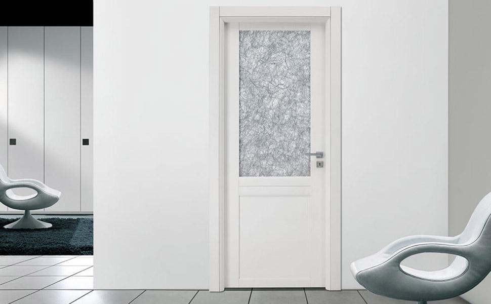 porta con vetrata