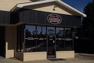 auto body shop Shallotte, NC