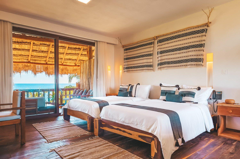 Kanan Tulum Hotel Ocean View Rooms