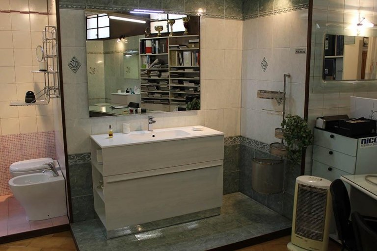 vasche da bagno e docce