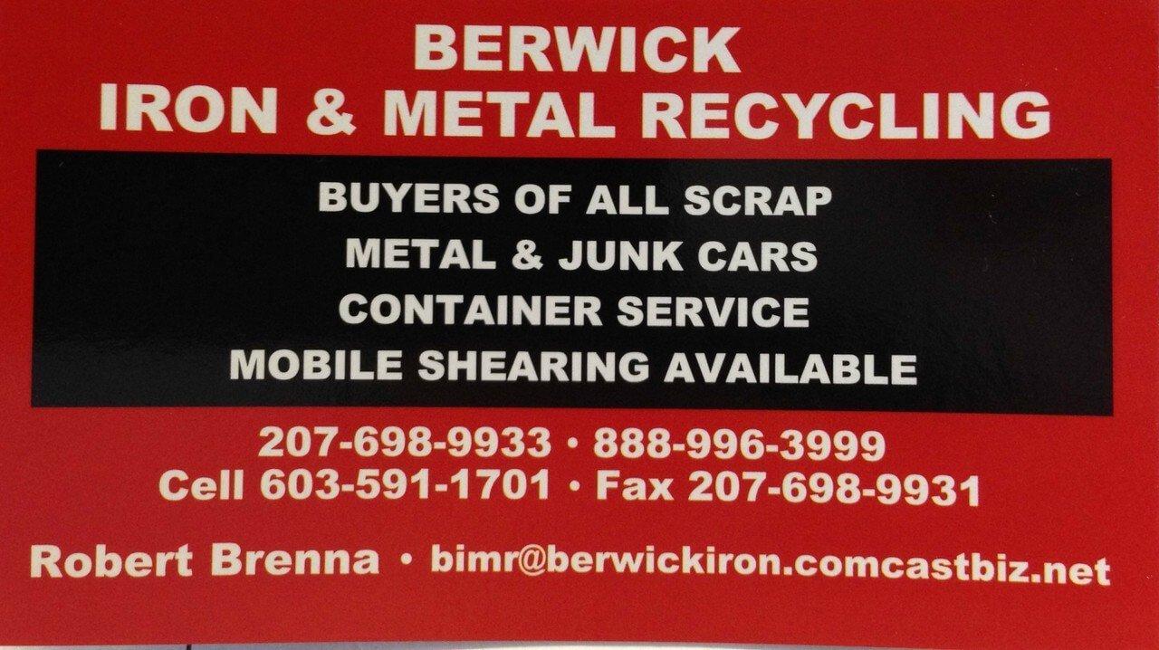 Scrap Metal Boston, MA