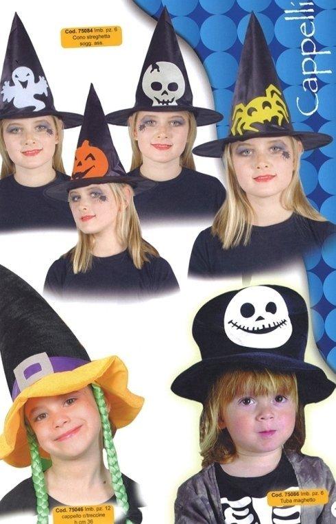 cappello halloween bambino