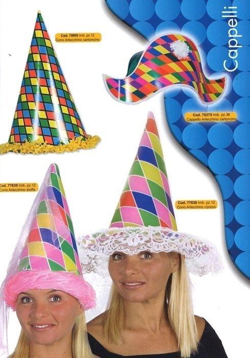 cappelli arlecchino