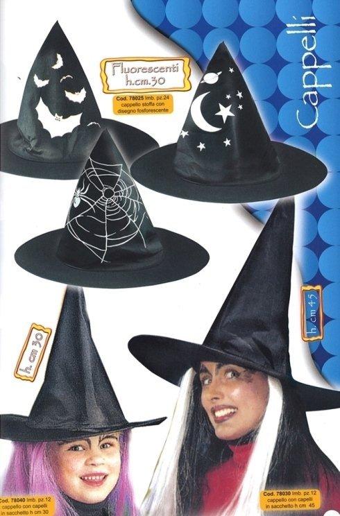 cappelli fluorescenti