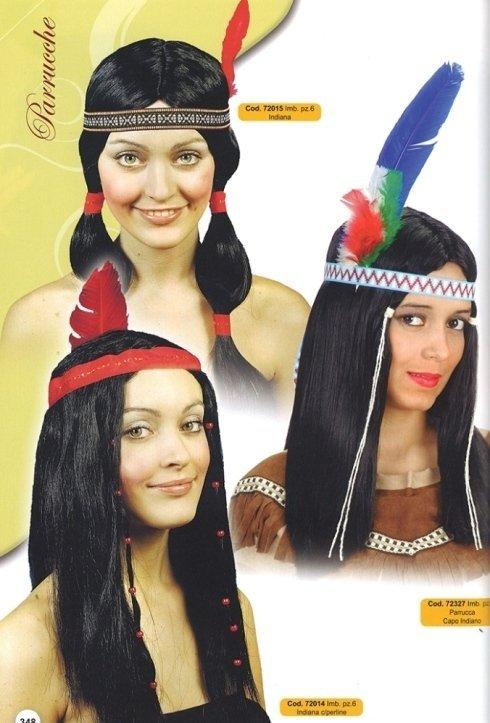 parrucche indiani