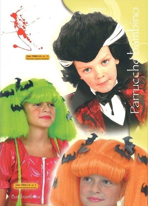parrucche bambino