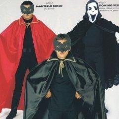 mantelli adulto, costume spaventoso, costume da vampiro ragazzo