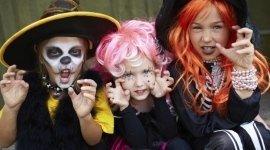 costumi halloween per bambini, parrucche bimbi, cappello e bimbi