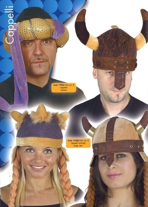 cappelli vichingo