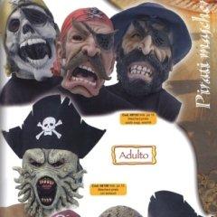 maschere da pirata, personaggio mostruoso, personaggio del cinema