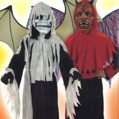 mostri alati bambini, costumi vampiro, accessori vampiri