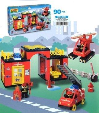 unico plus pompieri
