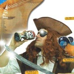 pirata, personaggio tipico, ampio assortimento