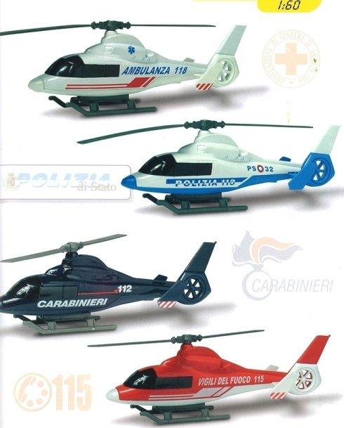 elicotteri forze dell ordine
