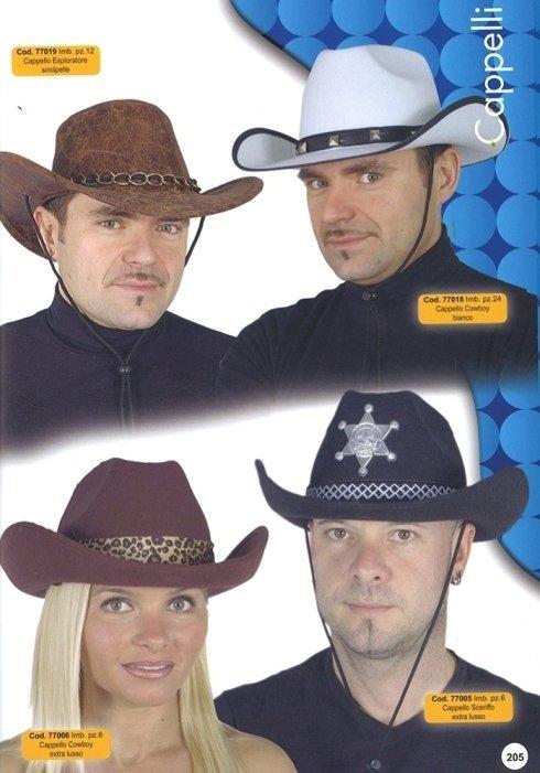 cappelli cow boy