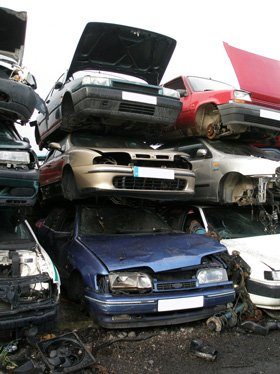 Scrap metal collection - Dover, Kent - All Vehicles - Car Dismantling