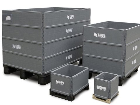 box di Plasticollar di varie misure