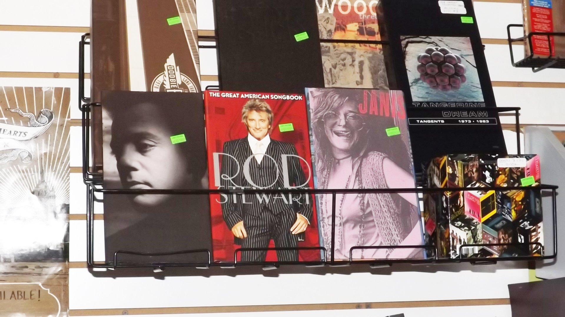 Vinyl Records in Albany, NY