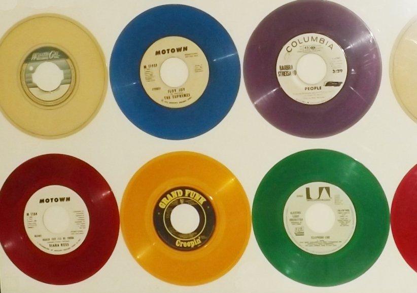 Vinyl Records in Troy, NY