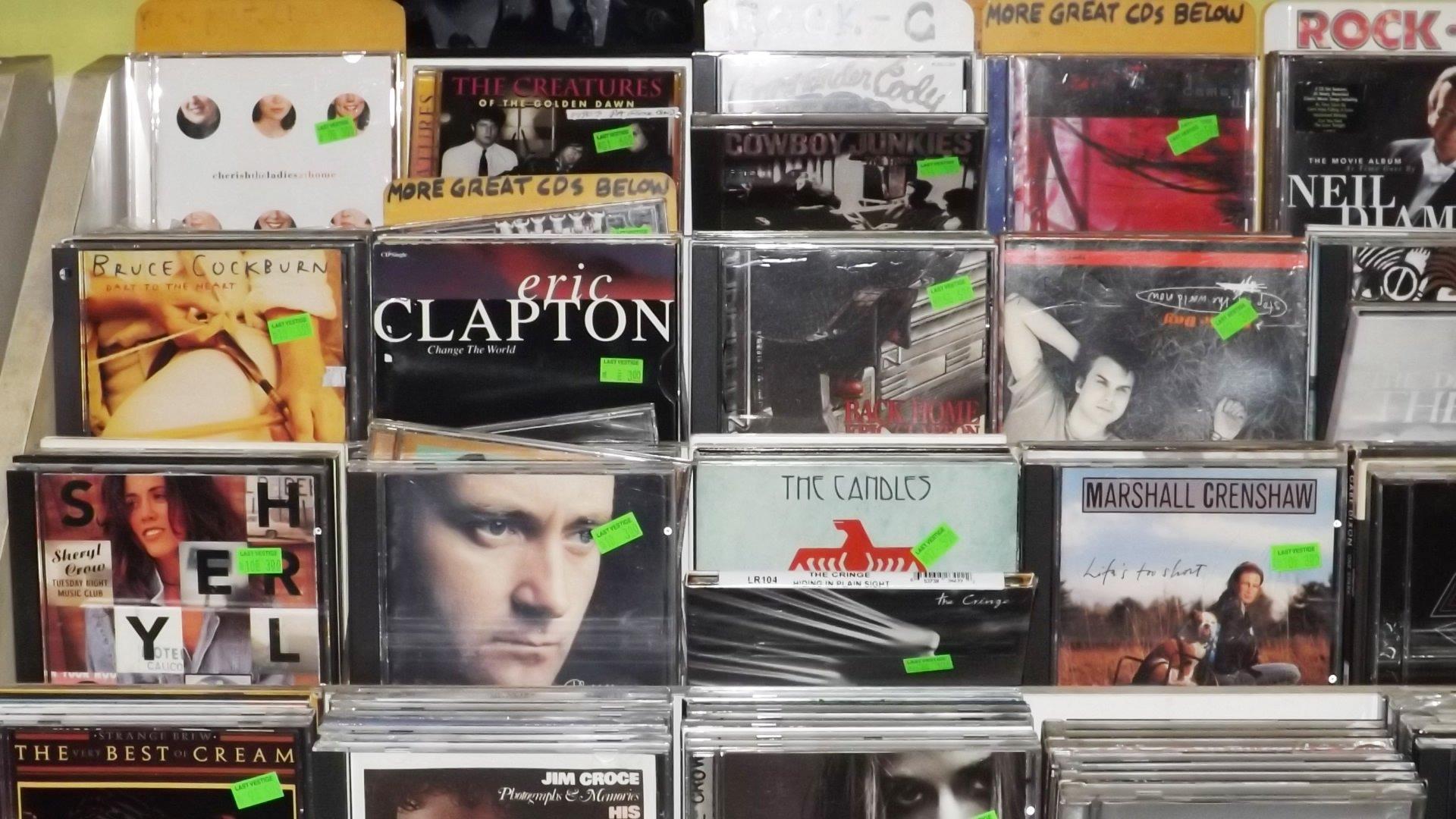 Used CDs in Albany, NY