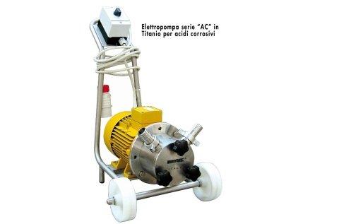 AC Series Titanium Electric Pumps
