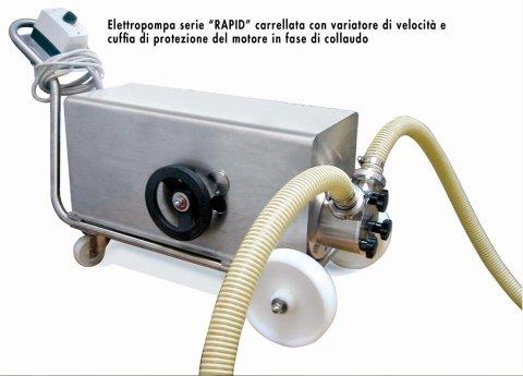 Produzione e vendita elettropompe sanitarie