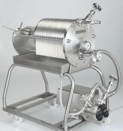 filtri in acciaio inox